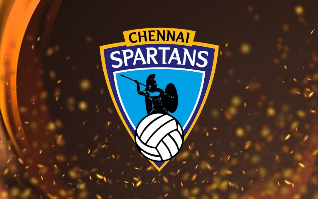 Video content for Chennai Spartans during Pro Volleyball 2019
