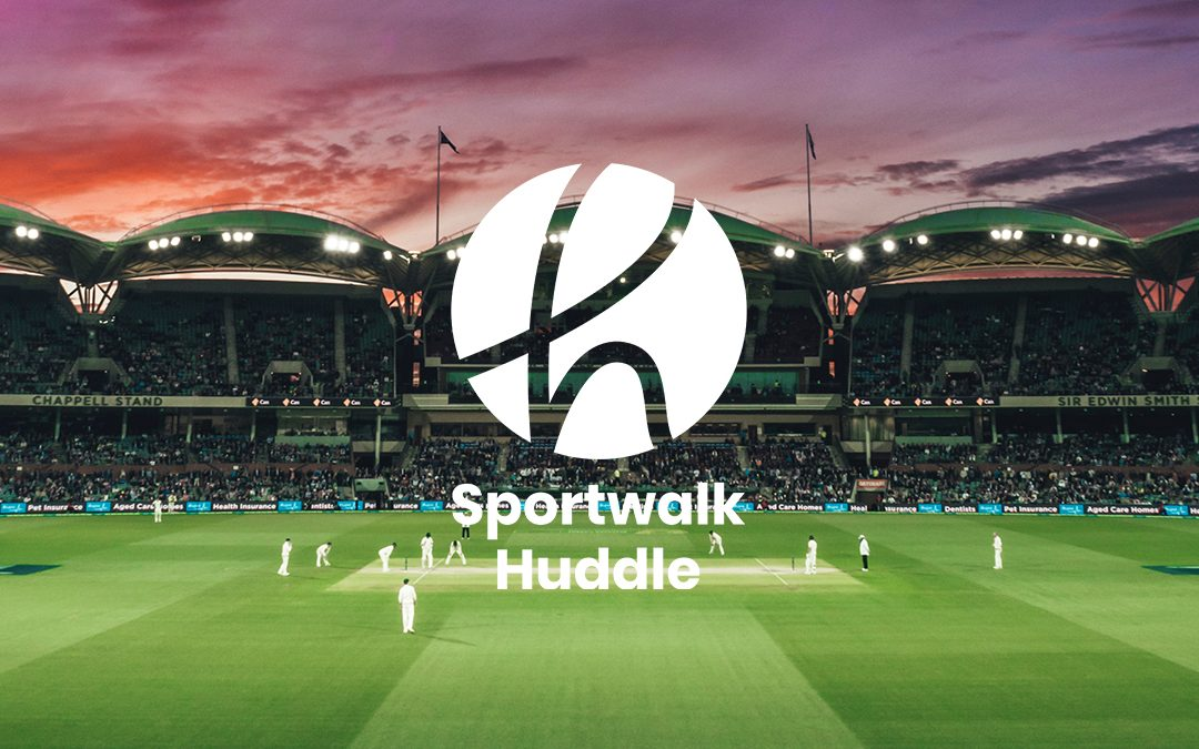 Sportwalk Huddle: Captain's special – September 2018