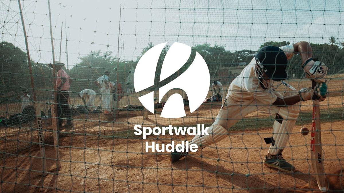 Sportwalk Huddle: Road to 2020 – December 2019