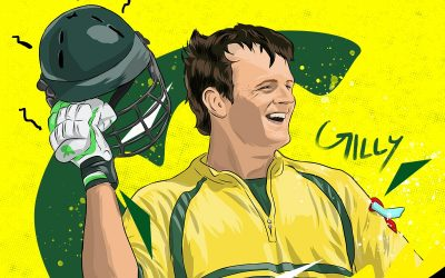 Timeless Heroes: Adam Gilchrist
