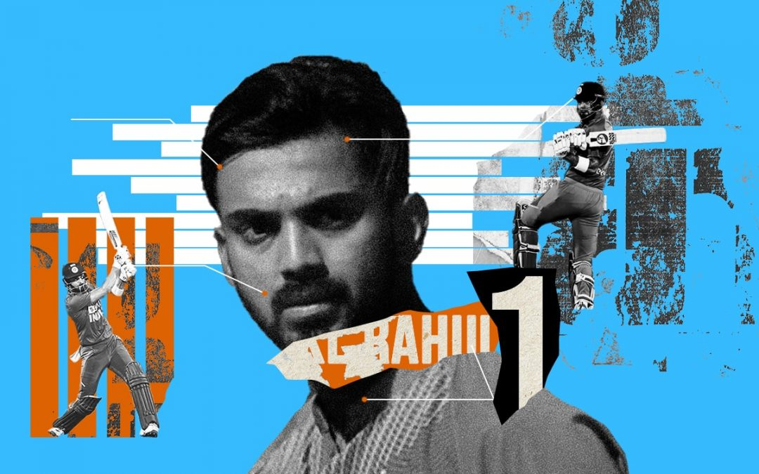Trapped in the undefined – KL Rahul takes guard
