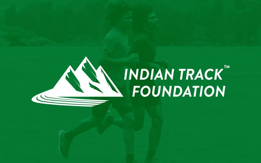 Indian Track Foundation rebranding and website design