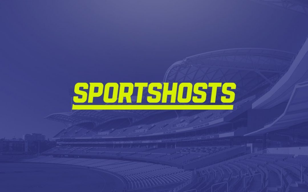 SportsHosts digital outreach and social media content 2020-21