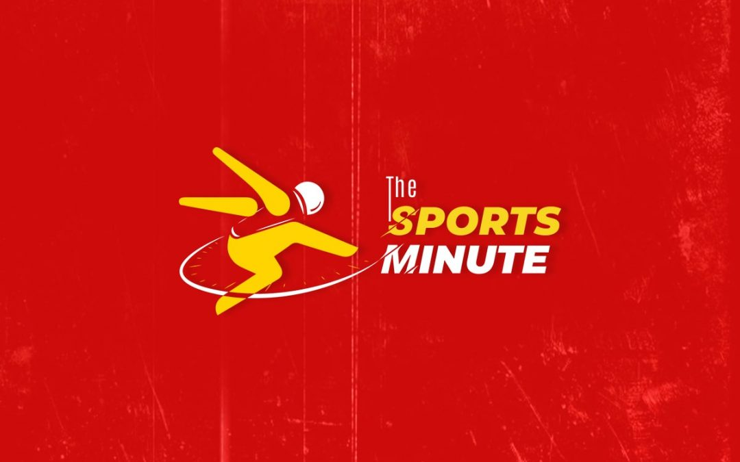 The Sports Minute social media content 2020