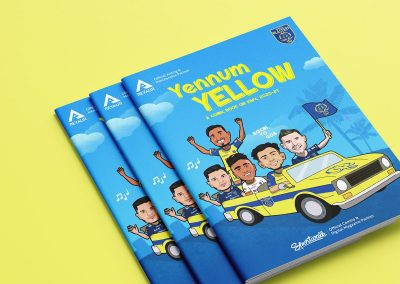 #YennumYellow – A comic book on Kerala Blasters FC