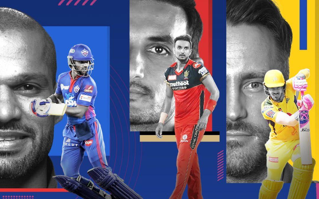 IPL 2021 – Team of the Season (First Half)