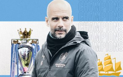 The brilliance of Pep Guardiola: How the Spaniard engineered the glorious title win for Man City